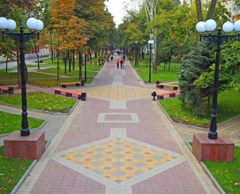 Правила выбора тротуарной плитки